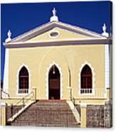 Saint Stephen's Church Canvas Print