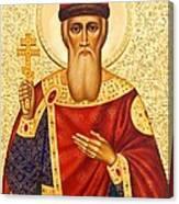 Saint Vladimir Canvas Print
