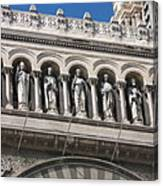 Saints Cathedral De La Major Canvas Print