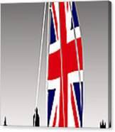 Sail On Brittania Canvas Print