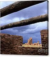 Salinas Pueblo Mission Abo Ruins 5 Canvas Print