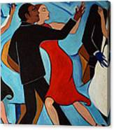 Salle De Danse Canvas Print