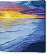 Salt Air Canvas Print