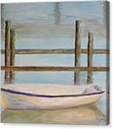 Salt Run Morning Canvas Print
