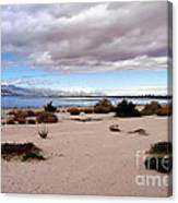 Salton Sea California Canvas Print