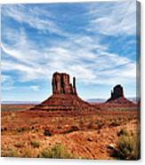 Saluting Sentinels Canvas Print