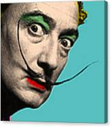 Salvador Dali Canvas Print