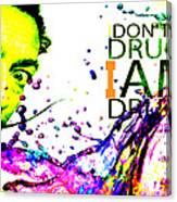 Salvador Dali Pop Art Canvas Print