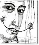 Salvador Dali  Canvas Print