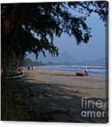 Sam Roi Yod Beach Canvas Print