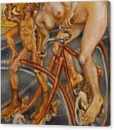 Samadhi On Westminster Bridge Canvas Print