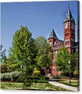 Samford Hall - Auburn University Canvas Print