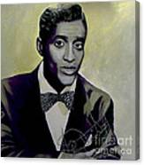 Sammy Davis Jr. Canvas Print