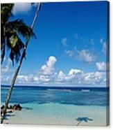 Samoan Paradise Canvas Print