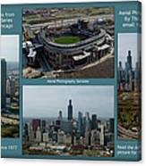 Sample Aerial Photography Services Readme Canvas Print