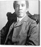Samuel Coleridge-taylor (1875-1912) Canvas Print
