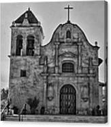 San Carlos Cathedral 2 Canvas Print