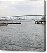 San Diego Coronado Bridge 5d24351 Canvas Print