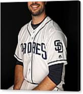 San Diego Padres Photo Day Canvas Print