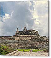 San Felipe Fort Canvas Print