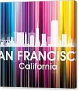 San Francisco Ca 2 Canvas Print