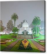 San Francisco Conservatory Of Flowers Canvas Print