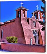 San Francisco De Asis Mission Church Canvas Print