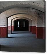 San Francisco Fort Point 5d21544 Canvas Print