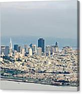 San Francisco Panorama Canvas Print