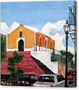 San German Chapel Canvas Print