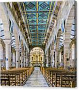 San Gil Cathedral  Canvas Print