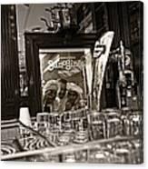 San Gines - Chocolateria - Madrid Canvas Print