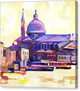 San Giorgio II Canvas Print