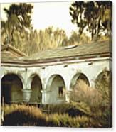 San Juan Capistrano California Canvas Print