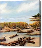 San Juan Islands Canvas Print