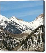 San Juan Mountains No. 3 Canvas Print