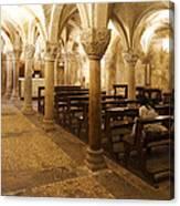 San Michele Chapel Canvas Print