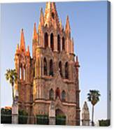 San Miguel De Allende, Mexico Canvas Print