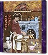 San Pascual Canvas Print