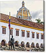 San Pedro Claver Monastery Canvas Print
