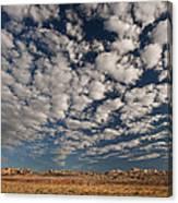 San Rafael Swell Near Goblin Valley Utah Canvas Print