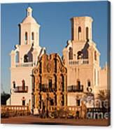 San Xavier Del Bac Mission IIi Canvas Print