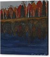 Sanctuary Pond Canvas Print