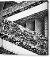 Sanctuary Zig Zag Staircase Canvas Print