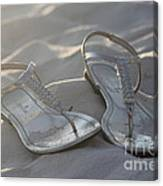 Sandals 4 Canvas Print
