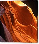 Sandstone Walls Antelope Canyon Arizona Canvas Print