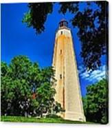 The Sandy Hook Lighthouse Canvas Print