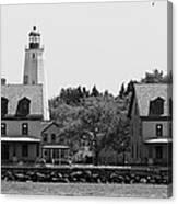Sandy Hook New Jersey Lighthouse Canvas Print