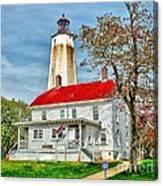 Sandy Hook Spring Canvas Print