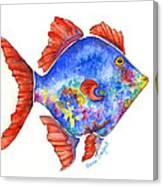Sanford Fish Canvas Print